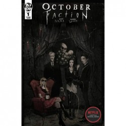 OCTOBER FACTION -1 SPECIAL...
