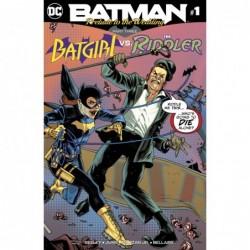 BATMAN PRELUDE TO THE...