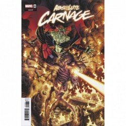 ABSOLUTE CARNAGE -4 (OF 5)...