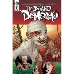 HG WELLS THE ISLAND OF DR...