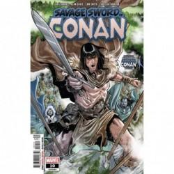 SAVAGE SWORD OF CONAN -10