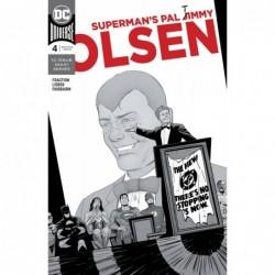 SUPERMANS PAL JIMMY OLSEN...