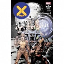 X-MEN -1 YU PREMIERE VAR DX