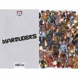 MARAUDERS -1 BAGLEY EVERY...