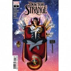 DOCTOR STRANGE ANNUAL -1