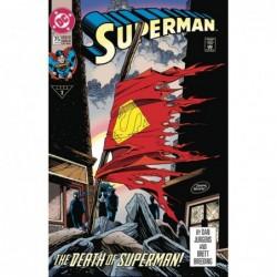 DOLLAR COMICS SUPERMAN -75