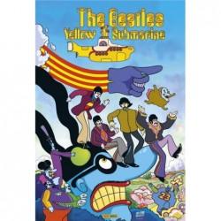 THE BEATLES : YELLOW...