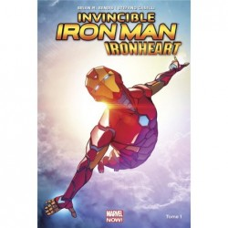 INVINCIBLE IRON MAN...