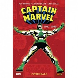 CAPTAIN MARVEL: L'INTEGRALE...