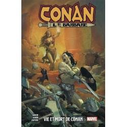 CONAN LE BARBARE T01: VIE...
