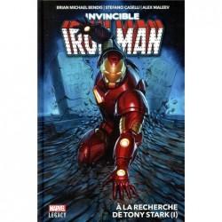 INVINCIBLE IRON MAN T01: A...