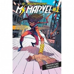 MAGNIFICIENT MS MARVEL T01...