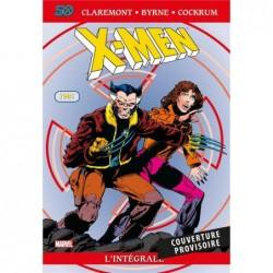 X-MEN: L'INTEGRALE 1981...