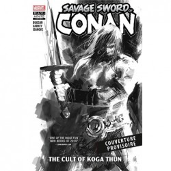 THE SAVAGE SWORD OF CONAN...