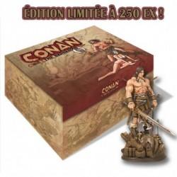 TOUT L'ART DE CONAN -...