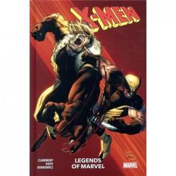 X-MEN : LEGENDS OF MARVEL
