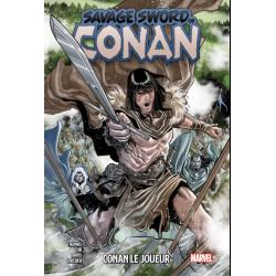 SAVAGE SWORD OF CONAN T02 :...