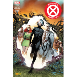 HOUSE OF X / POWERS OF X N...