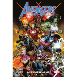 AVENGERS T01 : LA DERNIERE...