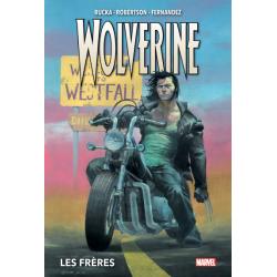 WOLVERINE T01 : LES FRERES