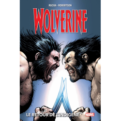 WOLVERINE T02 : LE RETOUR...