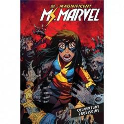 MAGNIFICIENT MS MARVEL T02...
