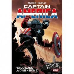 CAPTAIN AMERICA T01 : PERDU...