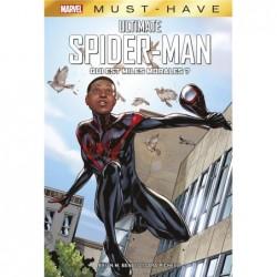 ULTIMATE SPIDER-MAN : QUI...