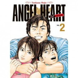 ANGEL HEART SAISON 1 T02...