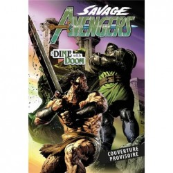 SAVAGE AVENGERS T02 : DINER...
