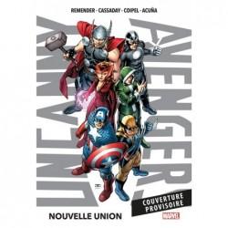 UNCANNY AVENGERS T01 :...