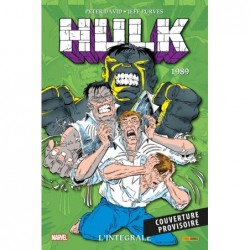 HULK: L'INTEGRALE 1989 (T04...