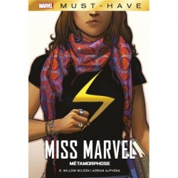 MISS MARVEL : METAMORPHOSE