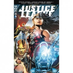 JUSTICE LEAGUE UNIVERS 02