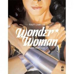 TOUT L'ART DE WONDER WOMAN...