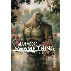 ALAN MOORE PRESENTE SWAMP...