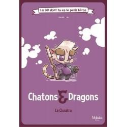 CHATONS ET DRAGONS LA BD...