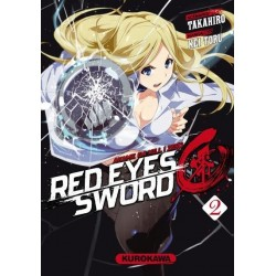 RED EYES SWORD ! ZERO -...