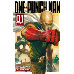 ONE-PUNCH MAN - TOME 1 - VOL01