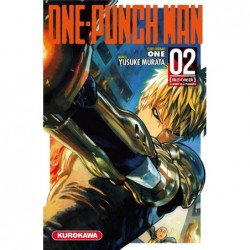 ONE-PUNCH MAN - TOME 2 - VOL02
