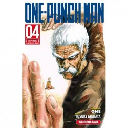 ONE-PUNCH MAN - TOME 4 - VOL04