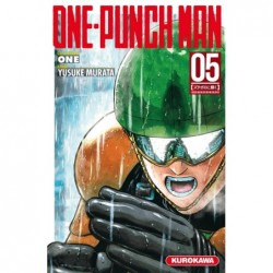 ONE-PUNCH MAN - TOME 5 - VOL05