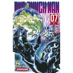 ONE-PUNCH MAN - TOME 7 - VOL07