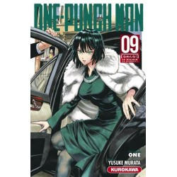 ONE-PUNCH MAN - TOME 9 - VOL09