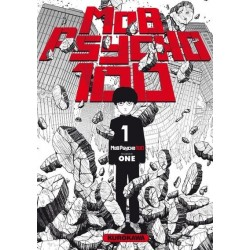 MOB PSYCHO 100 - TOME 1 -...