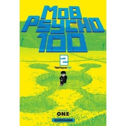MOB PSYCHO 100 - TOME 2 -...