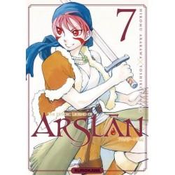 ARSLAN - TOME 7 - VOL7