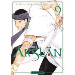ARSLAN - TOME 9 - VOL9