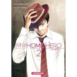 MY HOME HERO - TOME 2 - VOL02