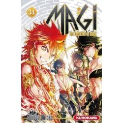 MAGI - TOME 34 - VOL34